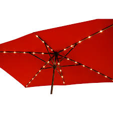 simply shade red market pre lit 7 ft w x 10 5 ft l