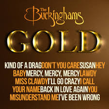 Cd Song List The Buckinghams The Buckinghams Gold Cd