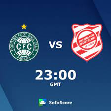Coritiba Rio Branco PR live score, video stream and H2H results - SofaScore
