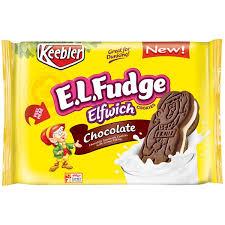 keebler cookies el fudge. Brilliant Fudge Keebler EL Fudge Elfwich Chocolate Cookies On El G