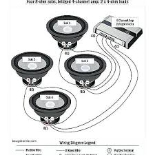 dual subwoofer setup wiring diagrams sonic 1 sub 2 ohm mono for 3 dual 4 ohm sub wiring voice coil diagram new of