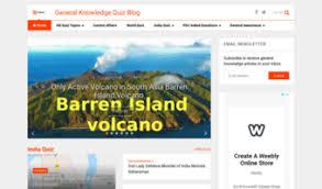 Generalknowledgequizblog.com ▷ Observe General Knowledge Quiz Blog News |  General Knowledge Quiz Blog