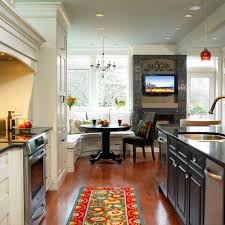 Kitchen Nook Lighting Breakfast Nook Design Ideas For Awesome Mornings