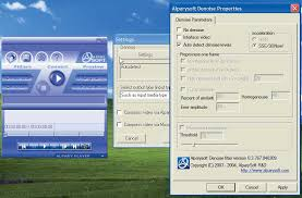 Alparysoft cleaner for amateur video 1.3