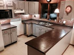 Can I Paint Countertops Decor Painting A Formica Countertop And Painting Formica Countertops