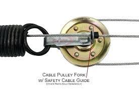 garage door pulleys part garage door opener pulley repair