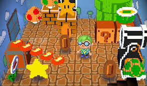 mario theme animal crossing wiki