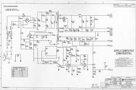 apple iii schematic diagrams power supply jpg ~ wiring diagram how to connect apple tv to samsung smart tv at Apple Wiring Diagram