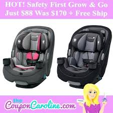 safety first 3 in 1 car seat multifit
