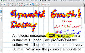 exponential growth and decay grade 11 university lesson 6 1 12 15 15 belcastro math