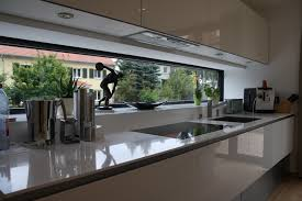 Küche im Erdgeschoss Inneneinrichtung Pinterest