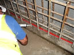 flooded lift pits and lift shafts