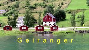 norwegian fjords cruise 2017