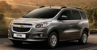 chevrolet new car releaseChevrolet Trailblazer SUV Spin MPV to Be Launched in India GM