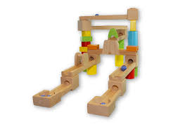 discoveroo wooden marble run