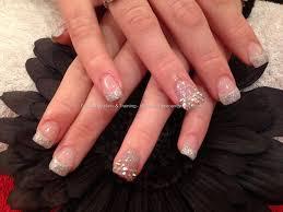 111 best Glitter acrylic nail tips images on Pinterest | Acrylic ...
