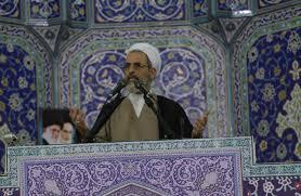 Image result for حجتالاسلام والمسلمین علیرضا اعرافی امام جمعه قم