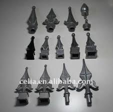 decorative metal fence post.  Metal Decorative Metal Fence Post Caps Iron Blog For R
