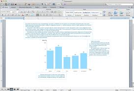 Bar Chart Template For Word