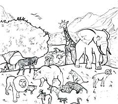 Coloring Pages 6 Days Of Creation Days Of Creation Coloring Pages