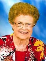 Betty Krupp – Renner Funeral Homes