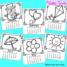 Print monthly & yearly calendar for 2020, 2021. 2020 2021 Coloring Calendar Printable To Color Parent Christmas Gift For Parent