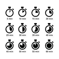 Set Timer 43 Minutes Sinarpagi Co
