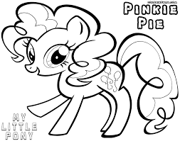 coloring pages pinkie pie page inside zimeon me throughout my little