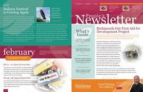 Free Downloadable Newsletter Template School Bathroom Newsletter Templates Free Download Hiyaablog Com