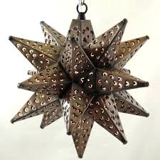 large star light fixture