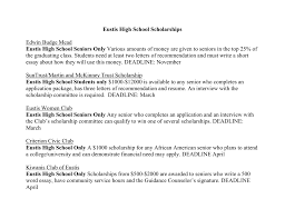 Best Ideas Of Letter Of Recommendation For High School Senior