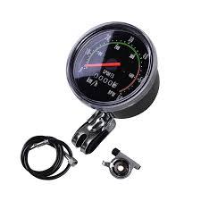 <b>Mechanical Classic</b> Retro <b>Cycling</b> Odometer <b>Speedometer</b> ...