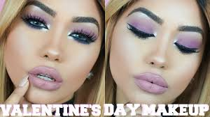 easy affordable valentine s day makeup tutorial melly sanchez you