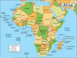Цікаві факти про Африку та населення материка Африка африка
