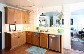 Kitchen Cabinet Upgrades Fascinating Great Ideas To Update Oak Kitchen Cabinets