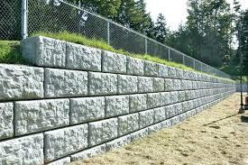 retaining wall cost cinder block calculator estimating tool stone timber per metre