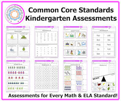8 Best Images of Kindergarten Common Core Printables - Ten Frame ...Common Core Kindergarten Assessment Test