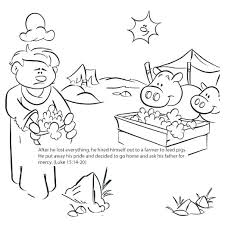 The Best Free Parable Coloring Page Images Download From 134 Free