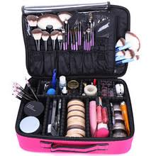 2017 new arrival large multi y professional make up package bag nail pattern semi