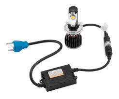 bike master led headlight conversion kit revzilla