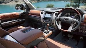 2018 Toyota Tundra Crew Cab Platinum Interior - Ausi SUV Truck 4WD