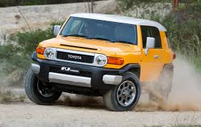 Toyota FJ Cruiser SUVs For Sale Get Great Prices On Toyota FJ ...