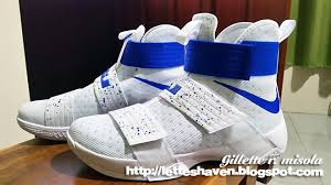 lebron velcro shoes. nike lebron soldier 10 was released on june 21, 2016. it\u0027s a high cut basketball shoes with three large velcro straps, and it doesn\u0027t have any shoelaces. lebron