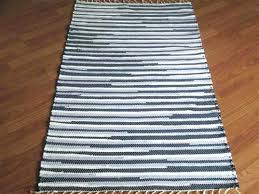 striped bath rug photo 7 of 8 superior blue and white bathroom rugs awesome modern incredible