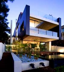 Extraordinary Contemporary House Style Plans Ideas Exterior Sexy ...