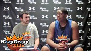 Ramon Johnson Talks Recruiting in Interview at Hoop Group Elite Camp -  YouTube