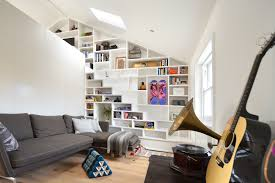 Loft Space in Camden / Craft Design