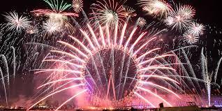 London New Year