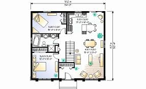 576 square foot house plans lovely modern style house plan 2 beds 1 00 baths 1100 sq ft plan 23 190