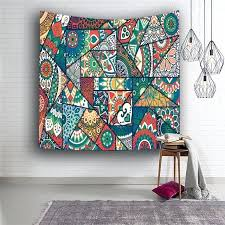tapestry for wall modern mandala tapestry wall hanging rectangle wall hanging tapestry decoration bohemian tapestry wall tapestry for wall